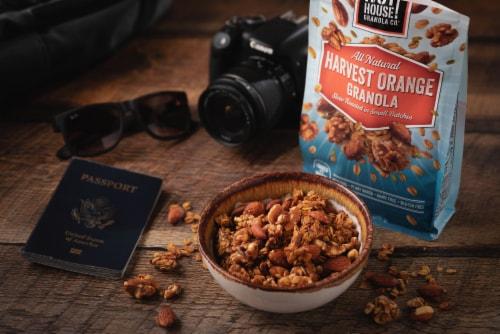 Granola, Harvest Orange, 6x12oz Perspective: top