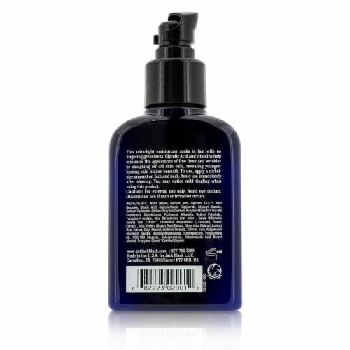 Jack Black Line Smoother Face Moisturizer (8% Glycolic Acid) 97ml/3.3oz Perspective: top