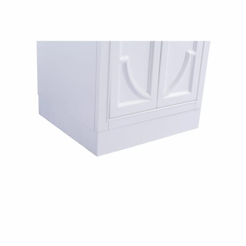 Odyssey - 24 - White Cabinet Perspective: top