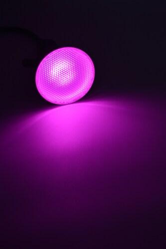 LED RGB PAR30 Bluetooth & Wi-Fi Control 10W 100-277VAC Perspective: top