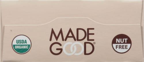 MadeGood Chocolate Chip Granola Minis Perspective: top