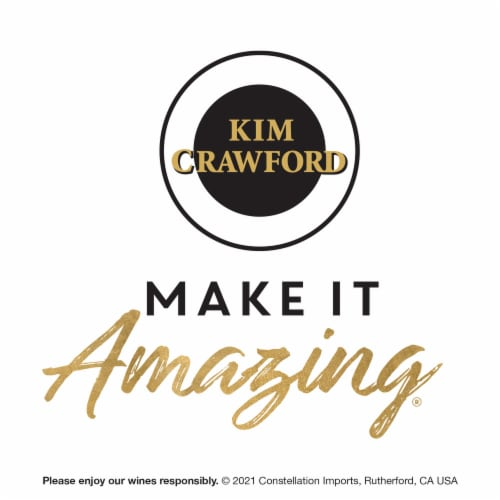 Kim Crawford Chardonnay White Wine Perspective: top