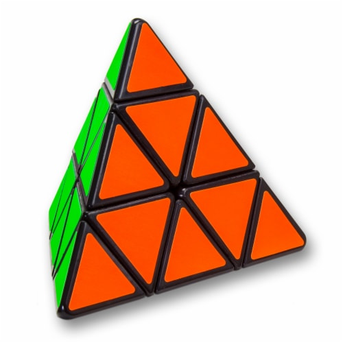 Recent Toys Pyraminx Meffert's Puzzle Perspective: top