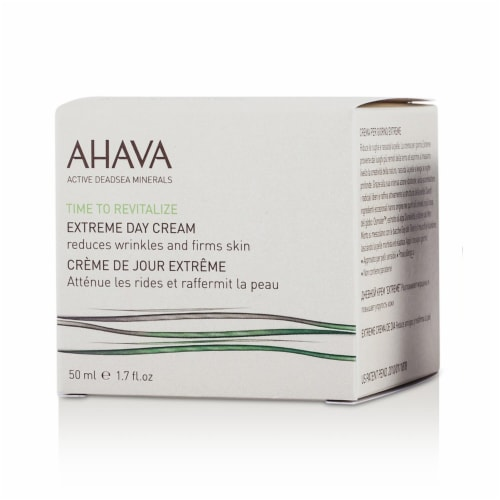 Ahava Time To Revitalize Extreme Day Cream 50ml/1.7oz Perspective: top