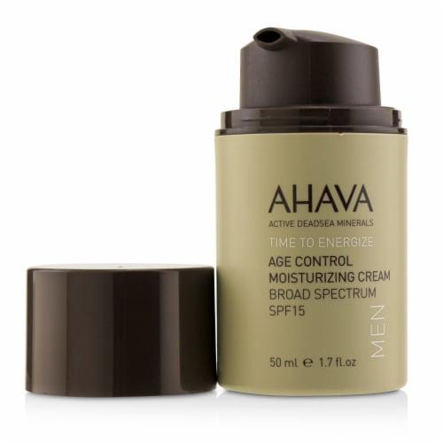 Ahava Time To Energize Age Control Moisturizing Cream SPF 15 50ml/1.7oz Perspective: top