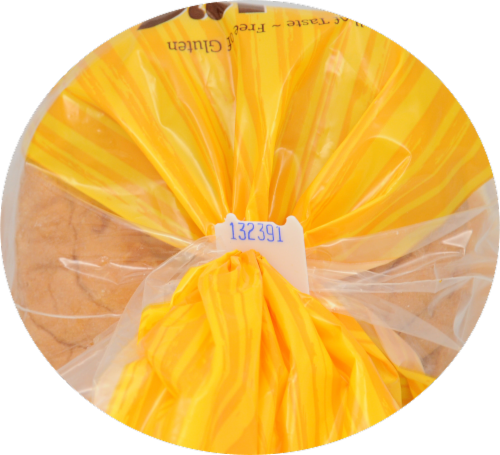 Udi's Gluten Free Plain Bagels Perspective: top