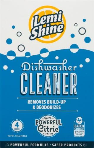Lemi Shine Dishwasher Cleaner Perspective: top