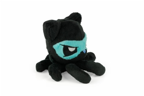 Tentacle Kitty Series Little One Ninja Plush Collectible | 4 Inches Tall Perspective: top