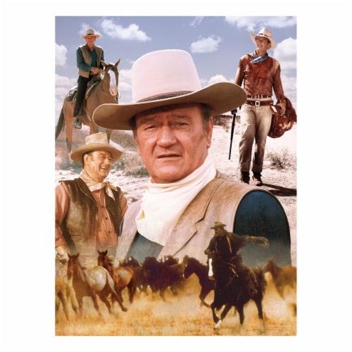 MasterPieces John Wayne Collection America's Cowboy Puzzle Perspective: top