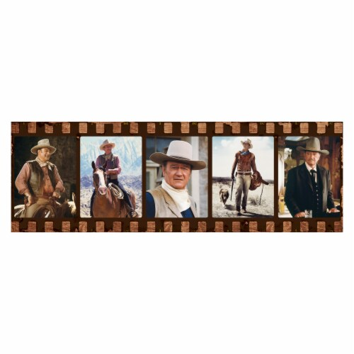 MasterPieces John Wayne Forever In Film Panoramic Puzzle Perspective: top