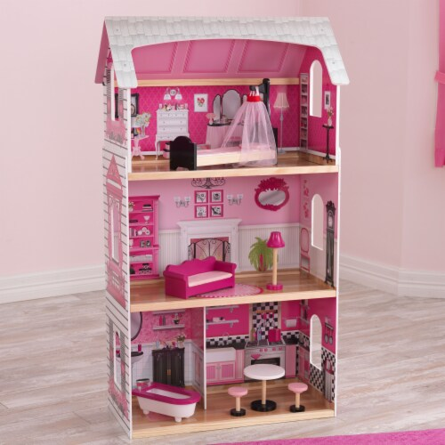 KidKraft Bonita Rosa Dollhouse Perspective: top