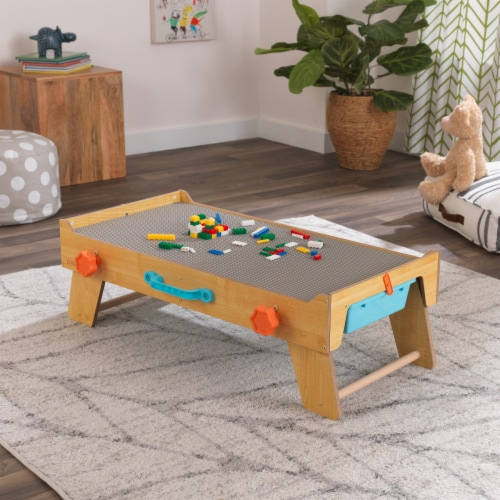 KidKraft Clever Creator Activity Table Perspective: top