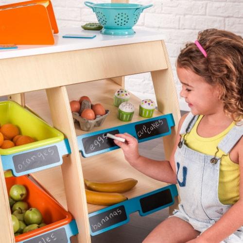 KidKraft Kidkraft Grocery Marketplace Perspective: top