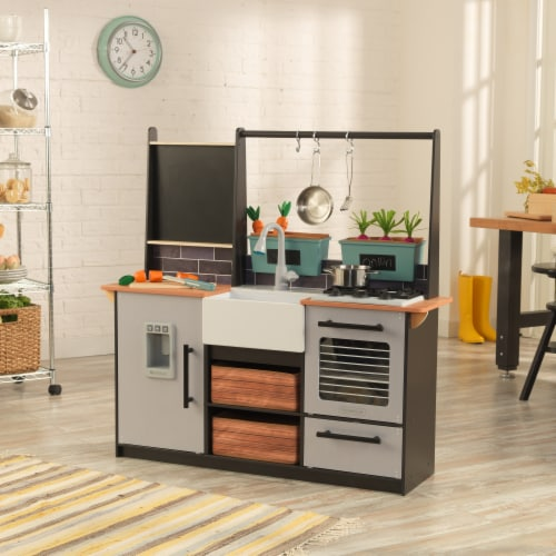 KidKraft Farm to Table Play Kitchen with EZ Kraft Assembly™ Perspective: top
