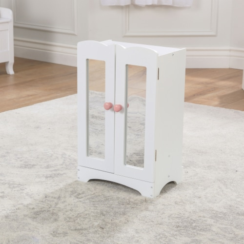 KidKraft Lil' Doll Armoire Perspective: top