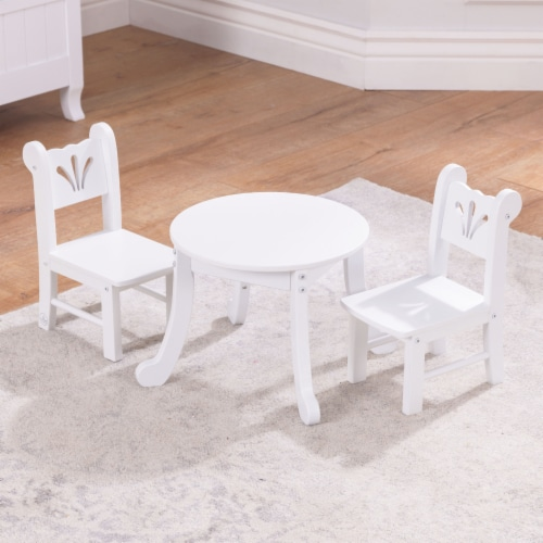 KidKraft Lil' Doll Table & Chair Set Perspective: top