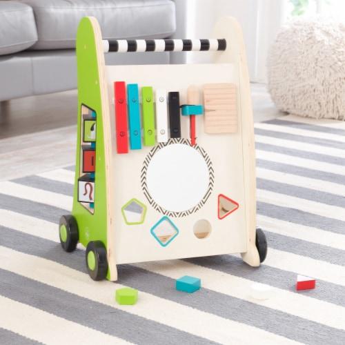 KidKraft Push Along Play Cart Perspective: top