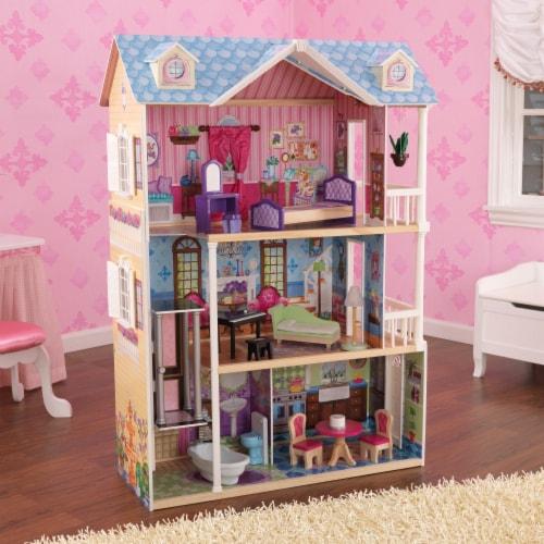 KidKraft My Dreamy Dollhouse Perspective: top