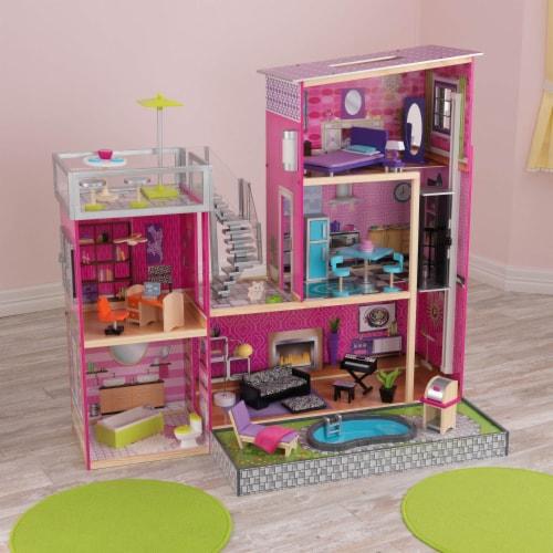 KidKraft Uptown Dollhouse Perspective: top