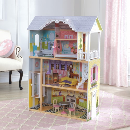 KidKraft Kaylee Dollhouse Perspective: top