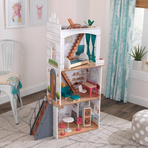 KidKraft Rowan Dollhouse Perspective: top