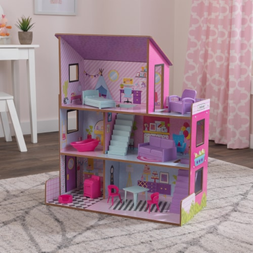 KidKraft Lolly Dollhouse Perspective: top