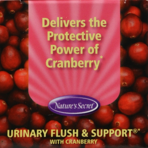 Nature's Secret Ultimate Urinary Cleanse Perspective: top