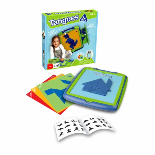 Smart Toys and Games Tangoes Jr. Perspective: top