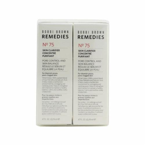 Bobbi Brown Bobbi Brown Remedies Skin Clarifier No 75 Duo Set 2x14ml/0.47oz Perspective: top