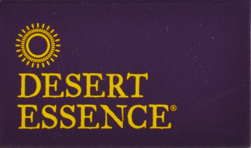 Desert Essence Organic Coconut & Jojoba Oil Perspective: top