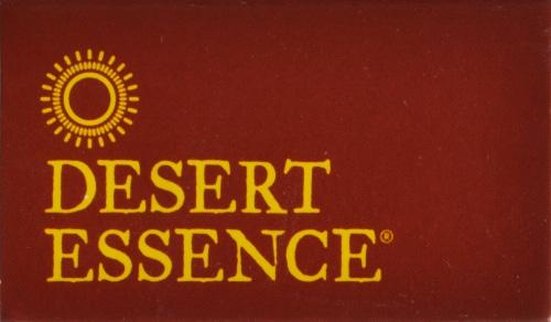 Desert Essence Organic Coconut Jojoba & Pure Coffee Oil Perspective: top