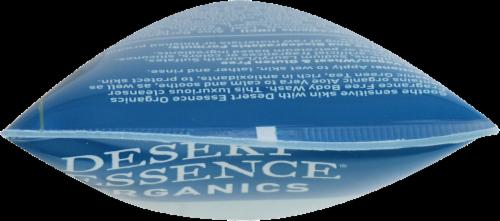 Desert Essence Organics Fragrance Free Body Wash Perspective: top