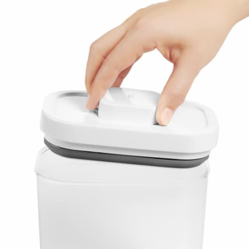 OXO SoftWorks Rectangle POP Container Perspective: top