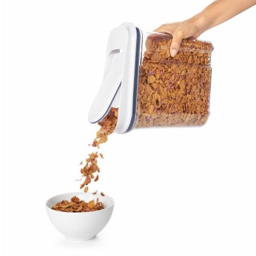 OXO Soft Works POP Medium Cereal Dispenser Perspective: top