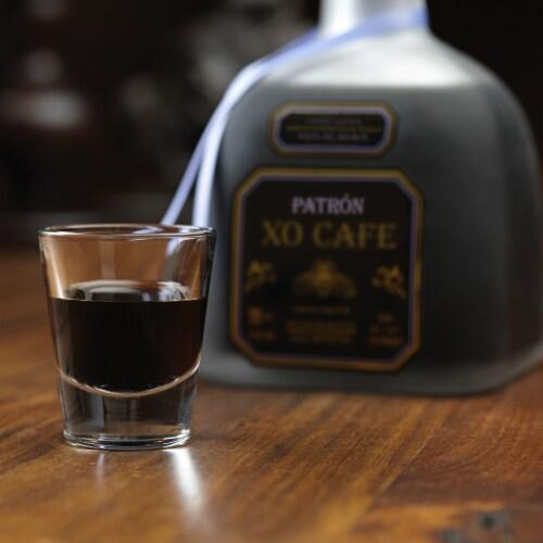 Patron XO Cafe Coffee Liqueur Perspective: top