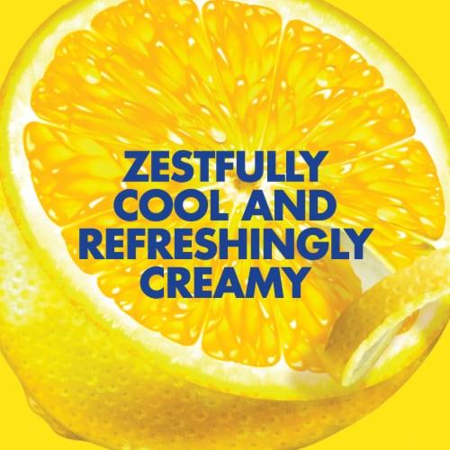 Luna Lemonzest Whole Nutrition Bars Perspective: top