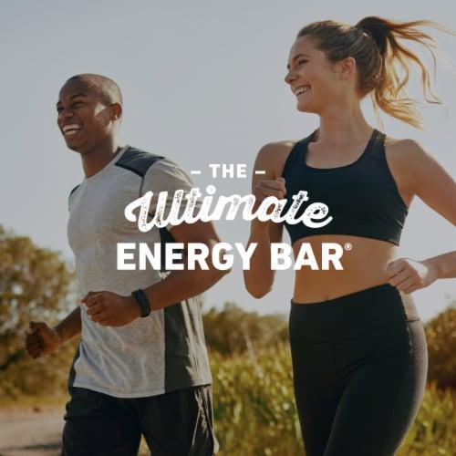 Clif Bar Oatmeal Raisin Walnut Energy Bars Perspective: top