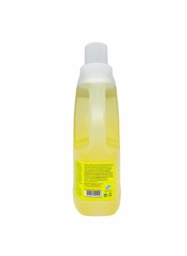 Sonett Organic LAUNDRY LIQUID Color. Mint & Lemon Perspective: top