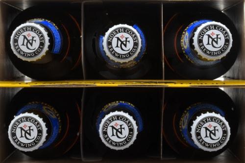 North Coast Brewing Co. Scrimshaw Pilsner Perspective: top