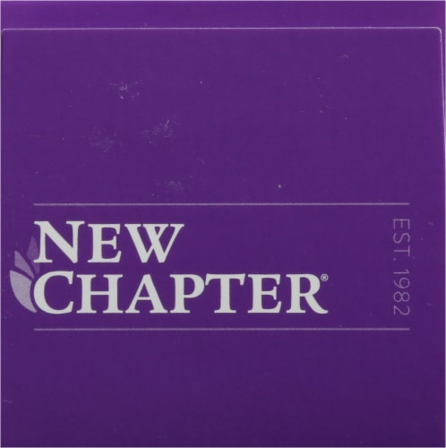 New Chapter Organics Every Woman's One Daily Multi Perspective: top