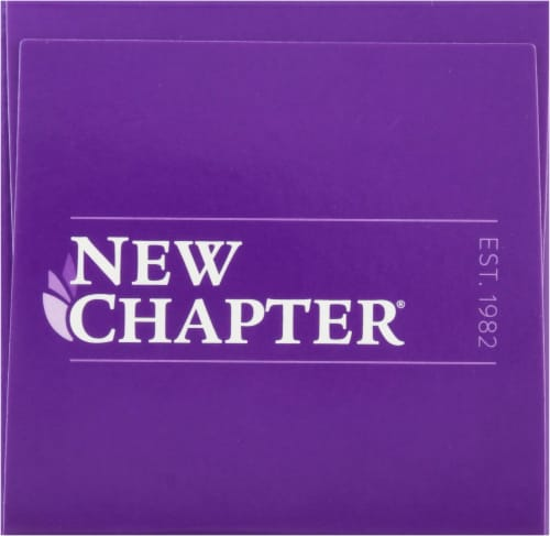 New Chapter Organics Every Man's One Daily Vitamin Perspective: top