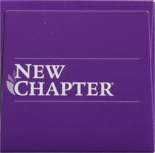 New Chapter Organics Turmeric Force Vegetarian Capsules Perspective: top