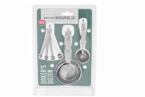 TableCraft Measuring Set Perspective: top
