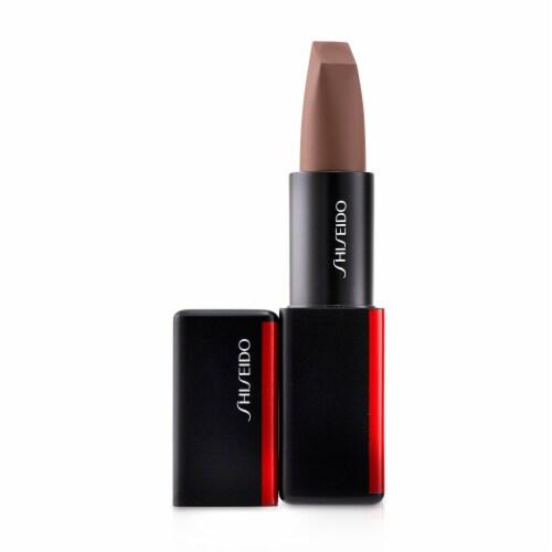 Shiseido ModernMatte Powder Lipstick  # 504 Thigh High (Nude Beige) 4g/0.14oz Perspective: top