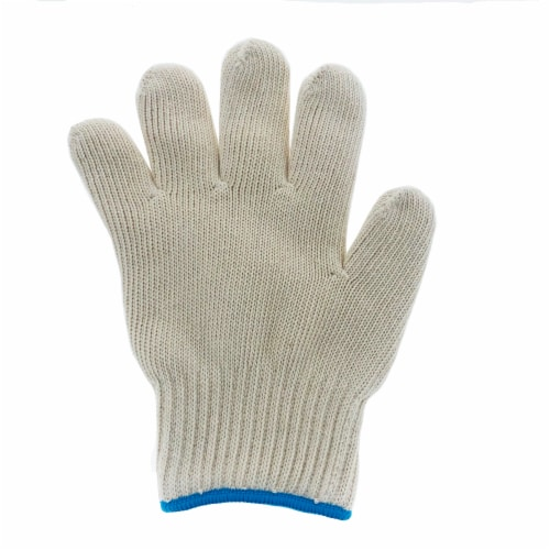 Kole Imports- Heat Resistant Oven Gloves Perspective: top