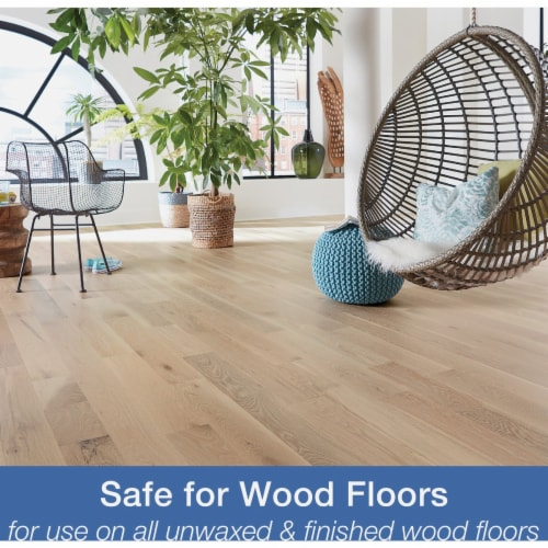 Bona Clean & Refresh 36 Oz. Hardwood Floor Cleaner WM700059009 Perspective: top