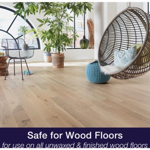 Bona 34 Oz. Hardwood Floor Cleaner Refill Cartridge WM700054001 Perspective: top