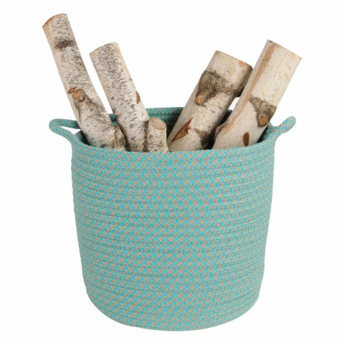 Colonial Mills Outdoor Storage Baskets - Set of 2 Perspective: top
