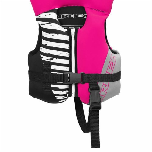 Airhead Wicked Neolite 15-30 Lb Pink Infant Life Vest Jacket   10077-01-C-HP Perspective: top