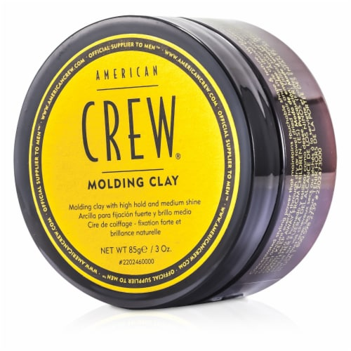 Molding Clay by American Crew for Men - 3 oz Clay Perspective: top